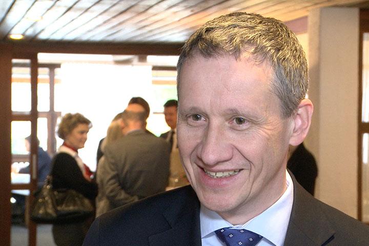 Prof. Dr. Tim Lüth, Lehrstuhl Mikrotechnik und Medizingerätetechnik (MiMed) an der Technischen Universität München
