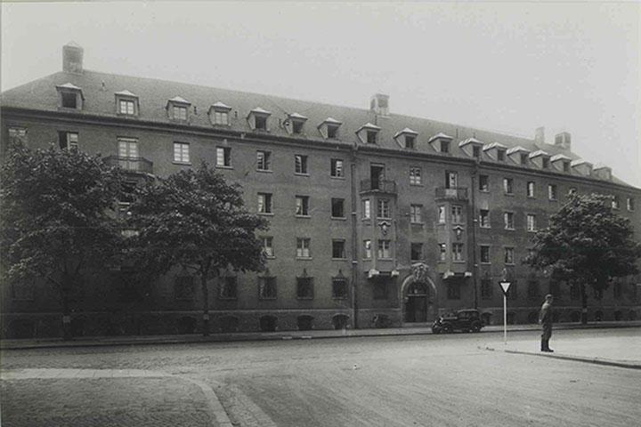 Luise Kiesselbach Haus in München