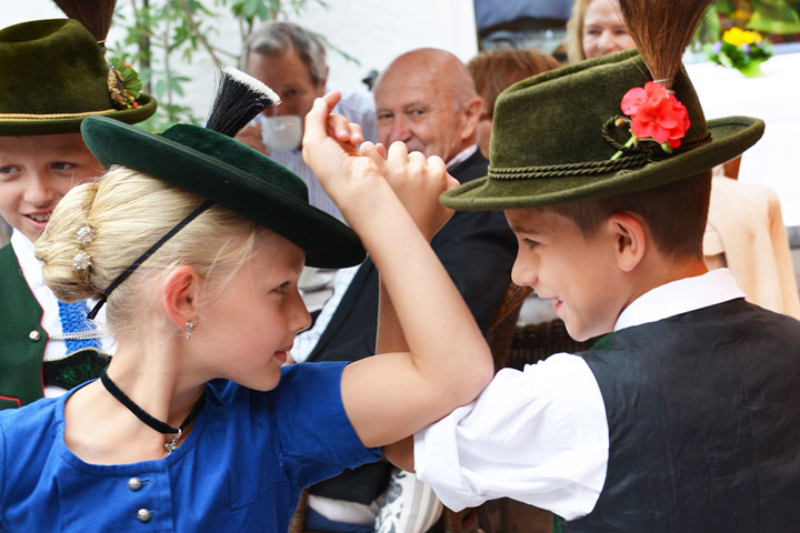 Jubiläumsfeier im KWA Stift Rupertihof