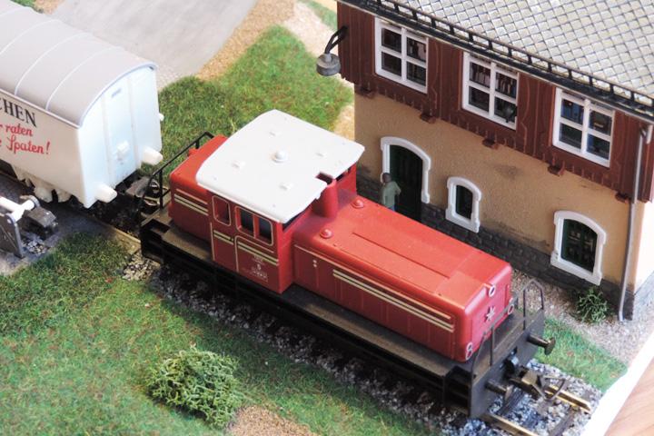 Hobby Modelleisenbahn