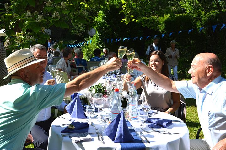 Jubiläumsfeier im KWA Parkstift St. Ulrich