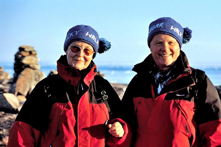 Ansgar und Ulrike Walk
