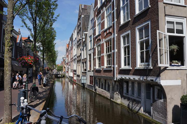 Mit KWA Reisen unterwegs in Holland und Belgien