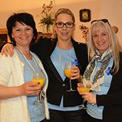 Mitarbeiterinnen des KWA Stifts Brunneck
