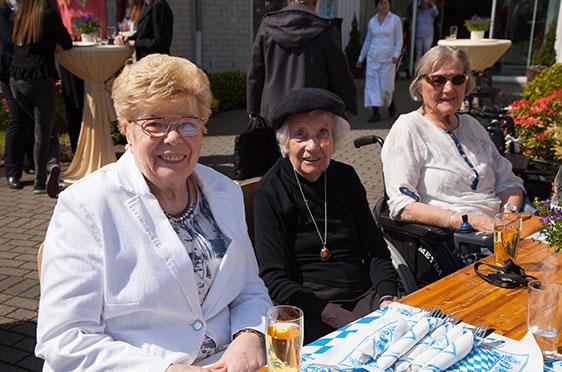 50-Jahre-KWA-Feier im KWA Stift Urbana im Stadtgarten in Bottrop