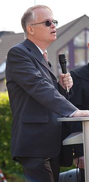 Dr. Peter Speckamp, Beiratsvorsitzender