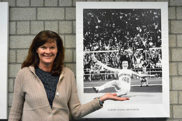 Ulrike Nasse-Meyfarth, zweifache Olympiasiegerin