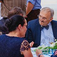 Dr. Christoph Garner, der ehemalige Chefarzt der KWA Klinik Stift Rottal.