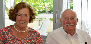 Impressionen von der Feier zum Jubiläum 40 Jahre KWA Parkstift St. Ulrich.